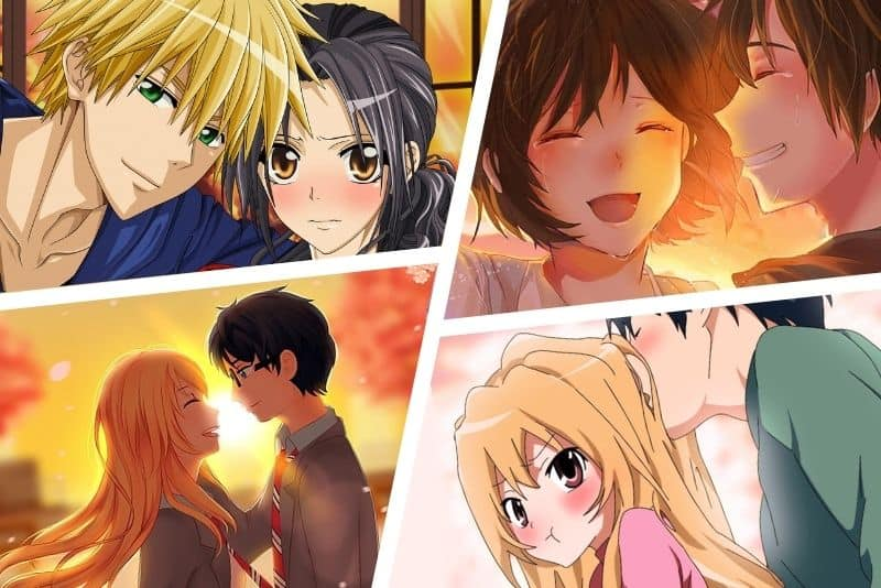 17 Best Romance Anime On Netflix To Fall In Love With | THE ROCKLE